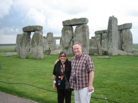 Day 1.2 Stonehedge Married not Bill and Dee