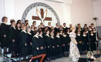 1994: Spring Concert, First Assembly of God Church