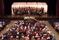 2007: Home for Christmas Concert, Wheaton Academy