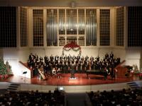2010: Christmas Concert, College Church