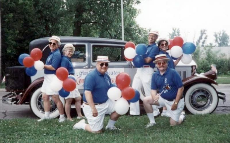 1994: Glen Ellyn Fourth of July Parade