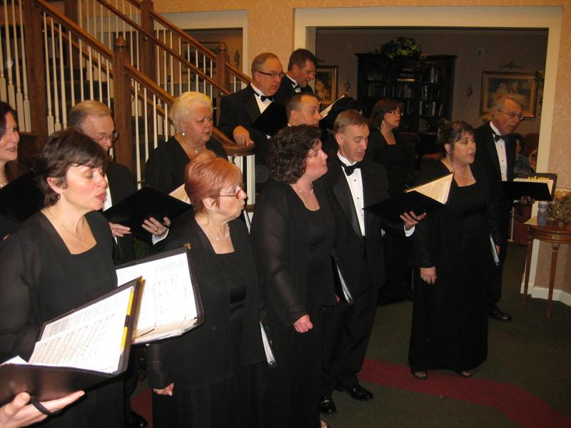 Area Retirement Centers: Frequent Concert Venues for Ensemble